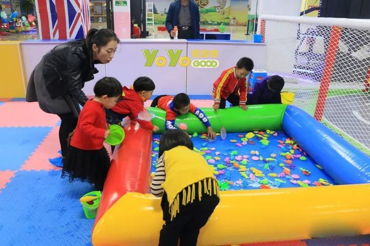 开一家儿童乐园应该如何选址? 加盟资讯 游乐设备第2张