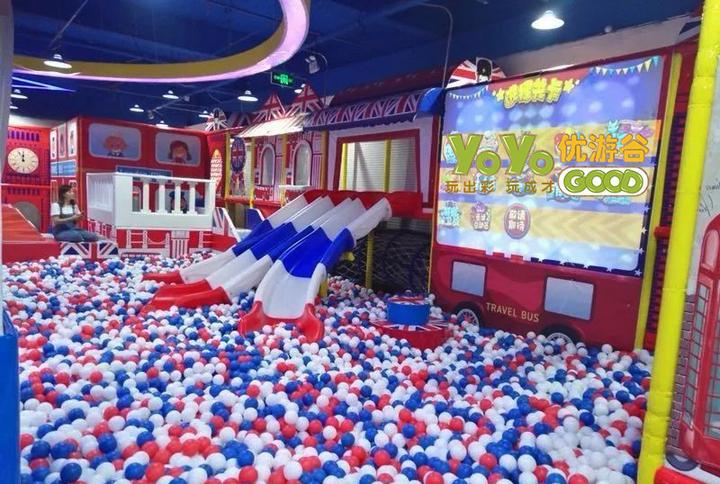 儿童乐园的收入方式有哪些? 加盟资讯 游乐设备第2张