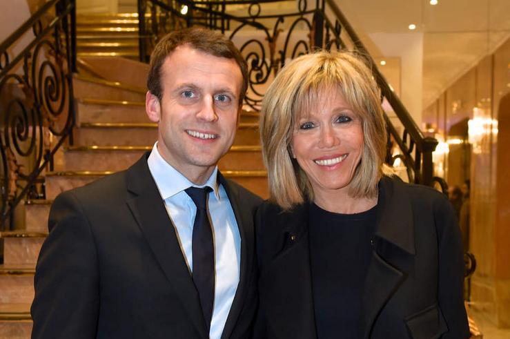 法国新总统的爱情故事