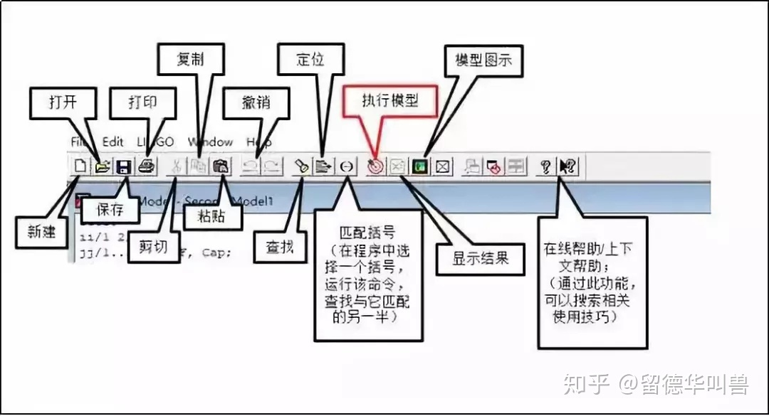 lindo软件_【学界】运筹优化问题求解工具 Lingo - 知乎