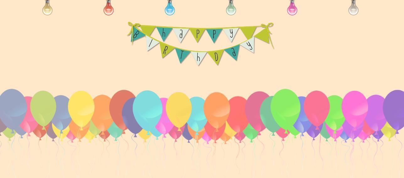 🎂改改数据,为心爱的人做一个超具创意的网页生日祝福吧~