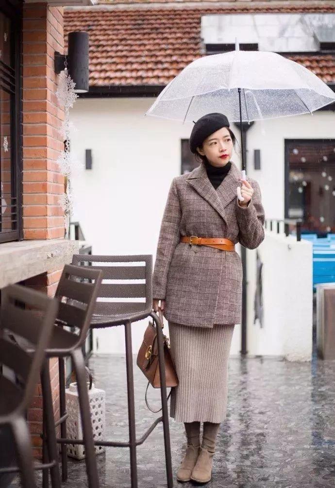 女大学生 zhaopian_162cm博主,每一套穿搭都当教科书来膜拜 - 知乎