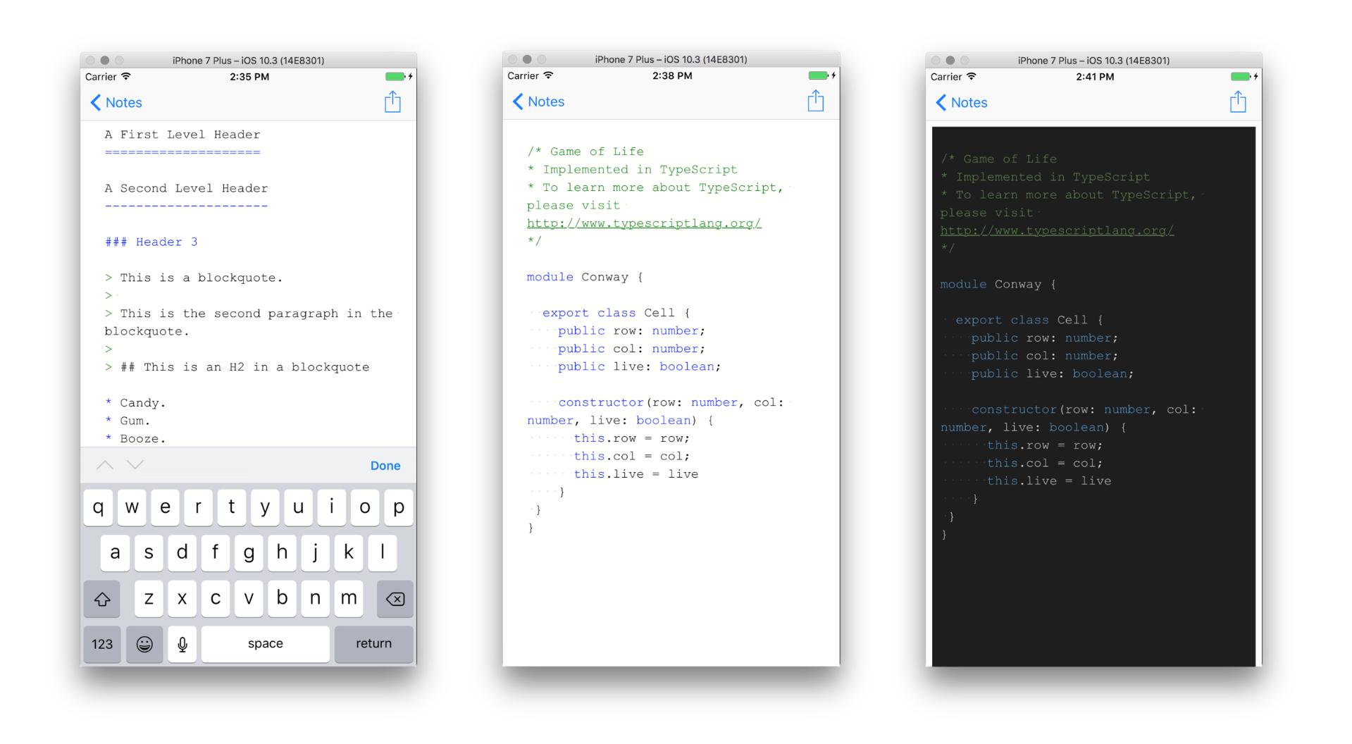 基于 VSCode/Monaco 的 iOS 编辑器(一)