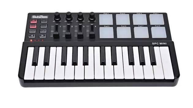 midi合成器是什么_科普:什么是MIDI键盘,有哪些好的MIDI键盘推荐? - 知乎