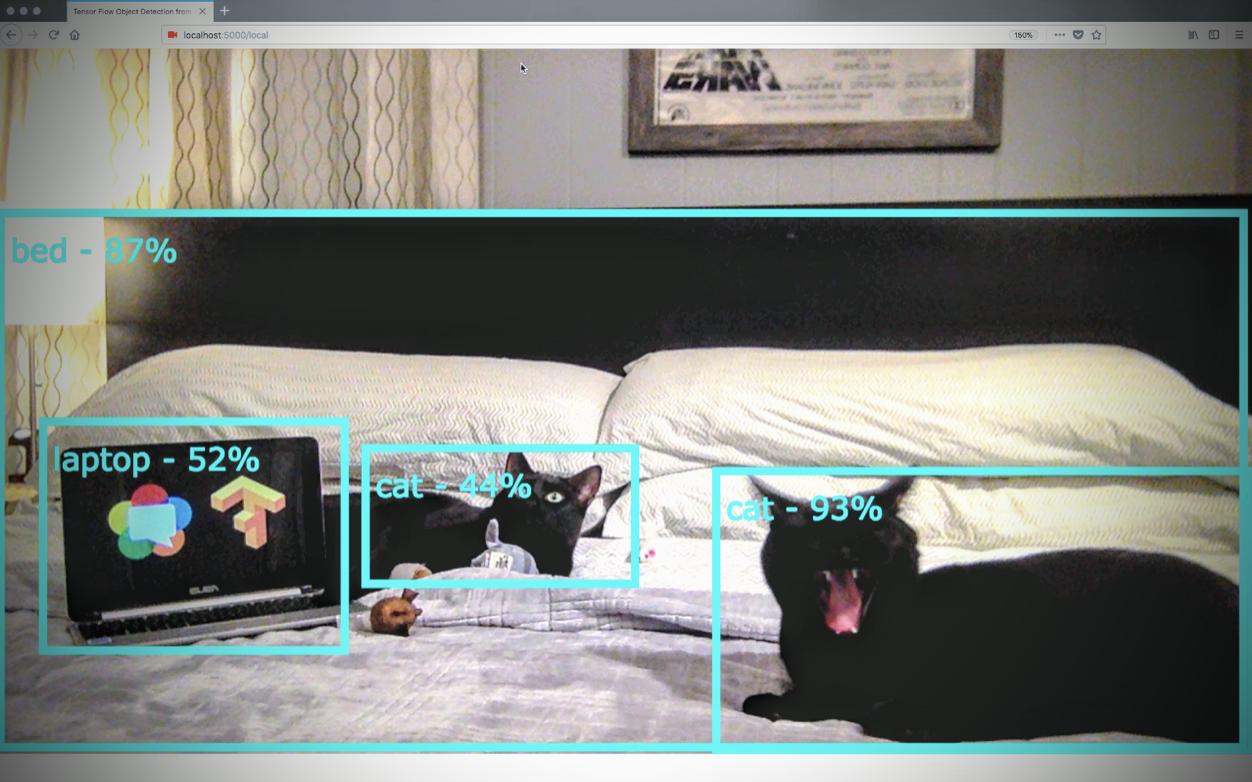 教你如何结合WebRTC与TensorFlow实现图像检测(上篇)