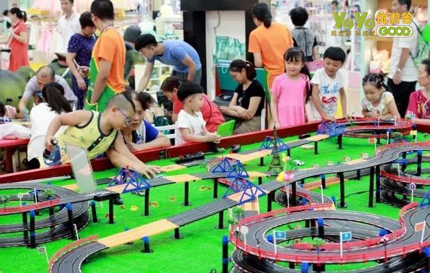 想要经营好儿童乐园?做好这几个方面是关键! 加盟资讯 游乐设备第1张