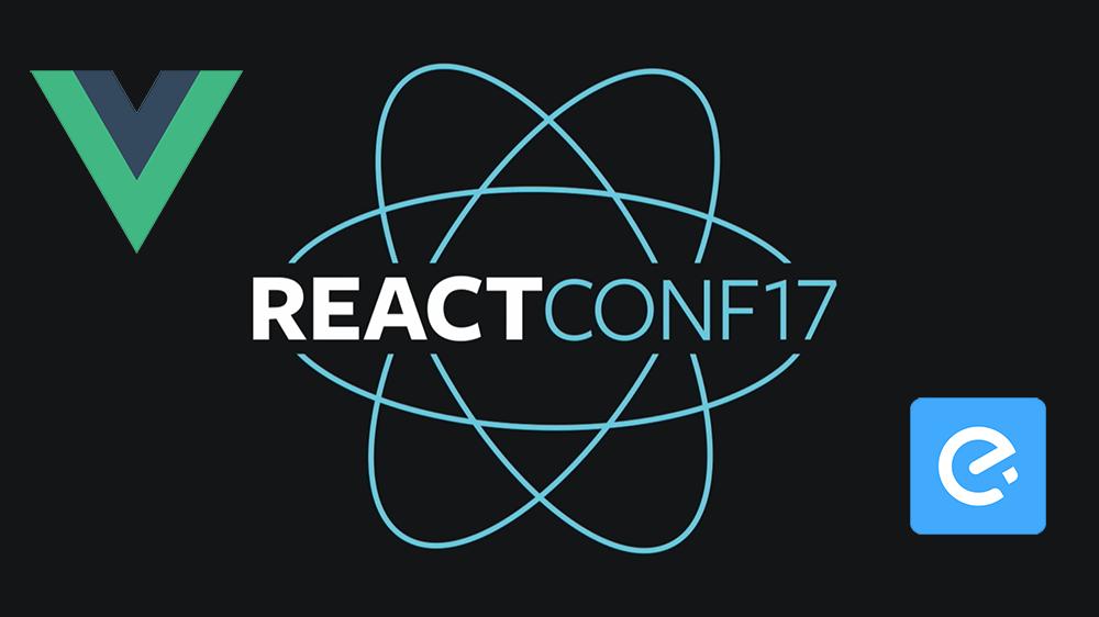 前端周刊第47期:Vue.js 后台模板 + React Conf 2017 + 饿了么面试宝典