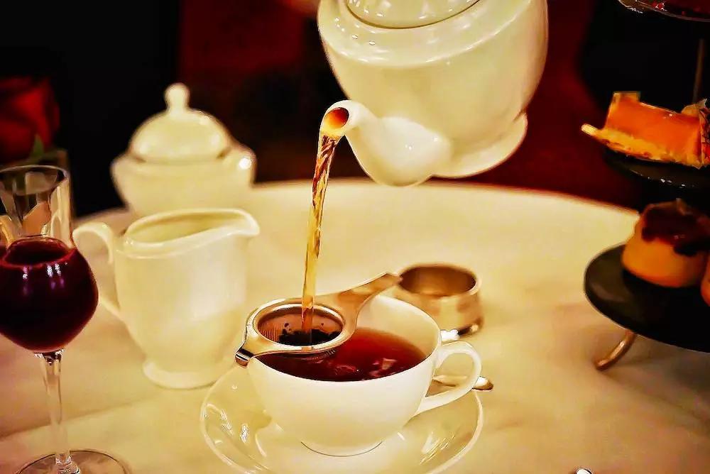 照着这个标准,吃遍全世界的下午茶都不怕。