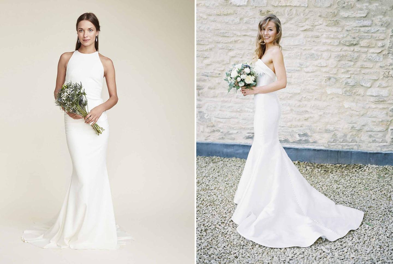成都婚纱摄影/越来越多新娘选择缎面婚纱的理由