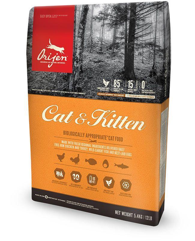 猫粮品牌_渴望(orijen catkitten)-知名进口猫粮测评 - 知乎