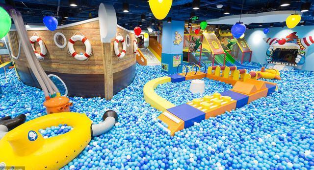 不同地理位置的儿童乐园运营方法有什么不同? 加盟资讯 游乐设备第1张