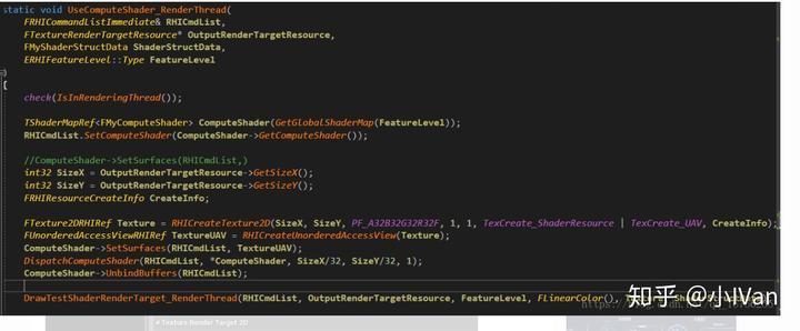 虚幻4渲染编程(Shader篇)【第八卷:ComputeShader与其他Shader的
