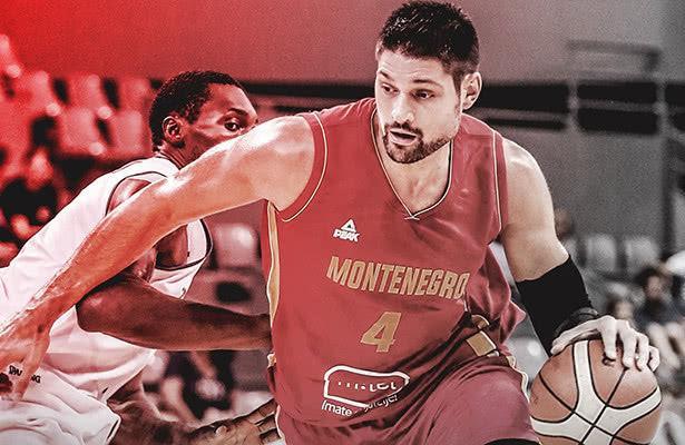 世界杯猜想之黑山男篮:NBA全明星带队 曾爆冷淘汰西班牙